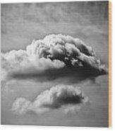 Cloudscapes Series 2 #35 Wood Print