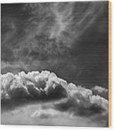 Cloudscapes Series 2 #37 Wood Print