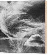 Cloudscapes Series 2 #40 Wood Print