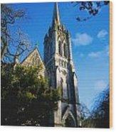 Co Carlow, Myshall Church Dedicated To Wood Print