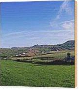 Co Kerry, Dingle Peninsula, Dunquin Wood Print