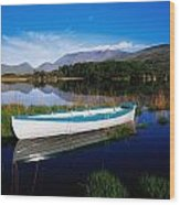 Co Kerry, Lakes Of Killarney Wood Print