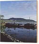 Co Mayo, Achill Sound Wood Print