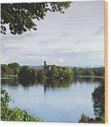 Co Roscommon, Lough Key Wood Print