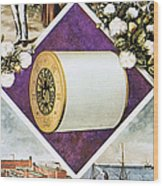 Coats Thread, C1880 Wood Print