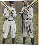 Cobb & Jackson, 1913 Wood Print