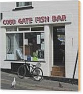 Cobb Gate Fish Bar Wood Print