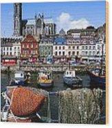 Cobh, Co Cork, Ireland, Cobh Cathedral Wood Print