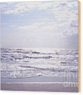 Cocoa Beach Afternoon Wood Print