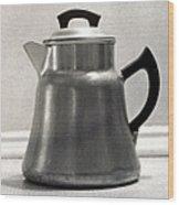 Coffee Pot, 1935 Wood Print