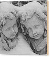 Cold Comfort Wood Print