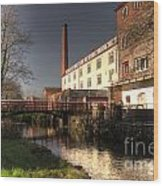 Coldharbour Mill Wood Print
