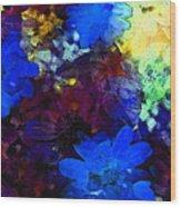 Color 109 Wood Print