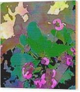 Color 116 Wood Print