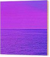 Color 56 Wood Print