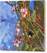 Color 74 Wood Print