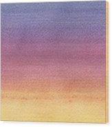 Color Spectrum Wood Print