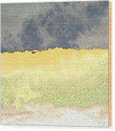 Colorado Mist Wood Print