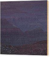 Colorado River At The Grand Canyon Wood Print by Andrew Soundarajan