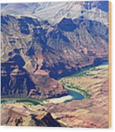 Colorado River IIi Wood Print