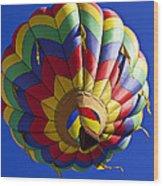 Colorful Balloon Wood Print