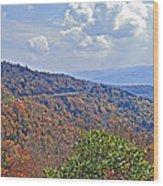 Colors Of Nature Wood Print