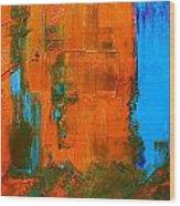 Colorz 8 Wood Print