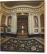 Colvmbarivm Entrance Wood Print