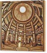 Colvmbarivm Main Room Wood Print