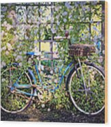 Come Ride With Me Wood Print