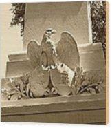Commemoration II Wood Print