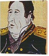 Commodore Matthew C. Perry 1794-1858 Wood Print