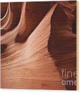 Compresion Column Wood Print