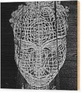 Consciousness  Wood Print