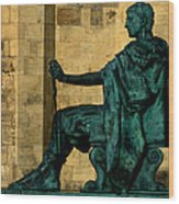 Constantine 1 Wood Print