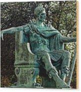 Constantine 2 Wood Print