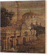 Constantinople Wood Print
