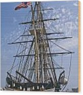 Constitution Stern Wood Print