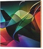 Soulscape 10 Wood Print