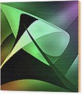 Soulscape 3 Wood Print