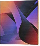 Soulscape 2 Wood Print