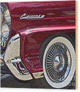 Continental IIi Wood Print