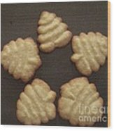 Cookie Treat For You Wood Print
