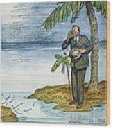 Coolidge: Nicaragua, 1928 Wood Print