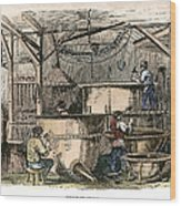 Coppersmiths, C1865 Wood Print