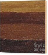 Coppertone Wood Print by Marsha Heiken