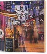 Cork, County Cork, Ireland A City Wood Print
