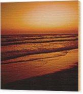 Corona Del Mar Wood Print