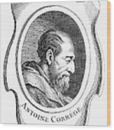 Correggio (c1489-1534) Wood Print