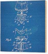 Corset Patent Series 1907 Wood Print